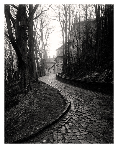 Path to Monastery (Slovenia)