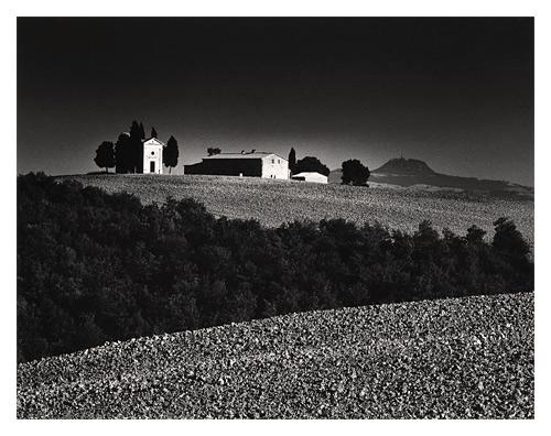 Chapel, Tuscany