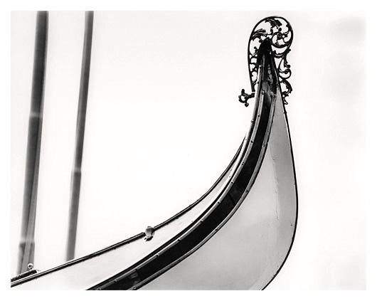White Gondola
