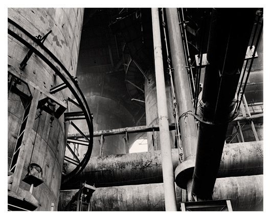 Sleeping Steel Mill, Study 2