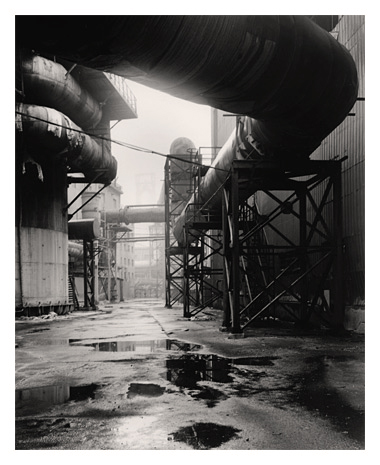 Sleeping Steel Mill, Study 3