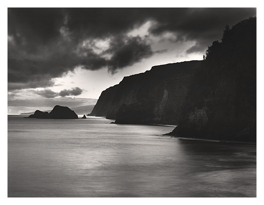 Winter, Waipio Bay