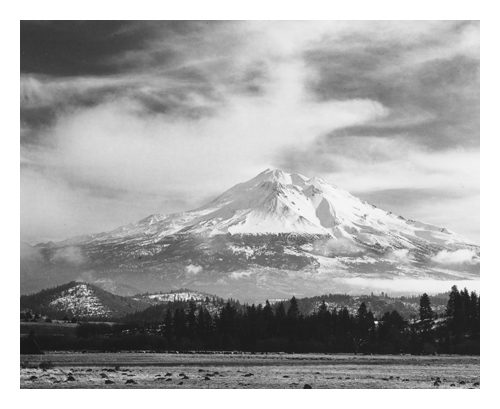 Mystcal Mount Shasta
