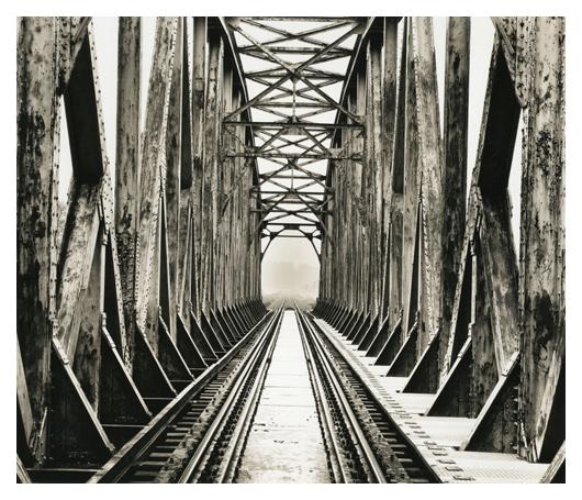Train Bridge, Poland