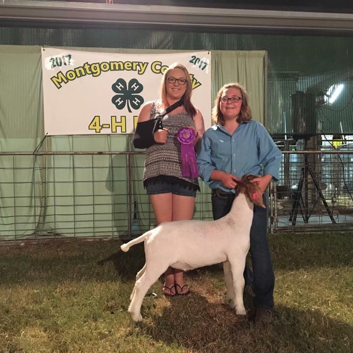 2017 Grand Champion Montgomery County Fair