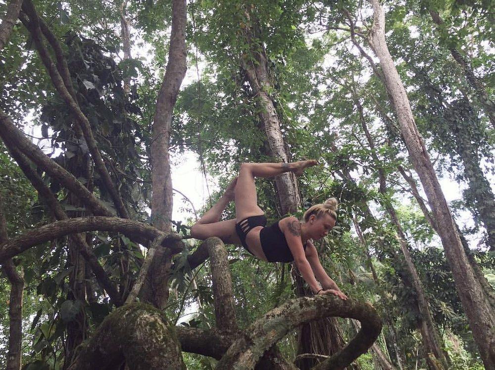 Peyton Flynn Yoga