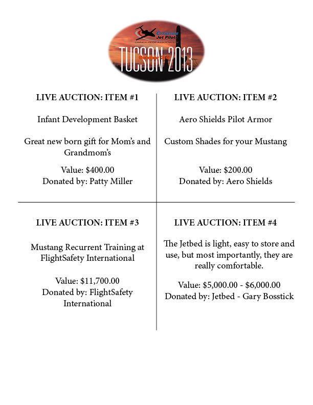 CJP Sample Auction Page