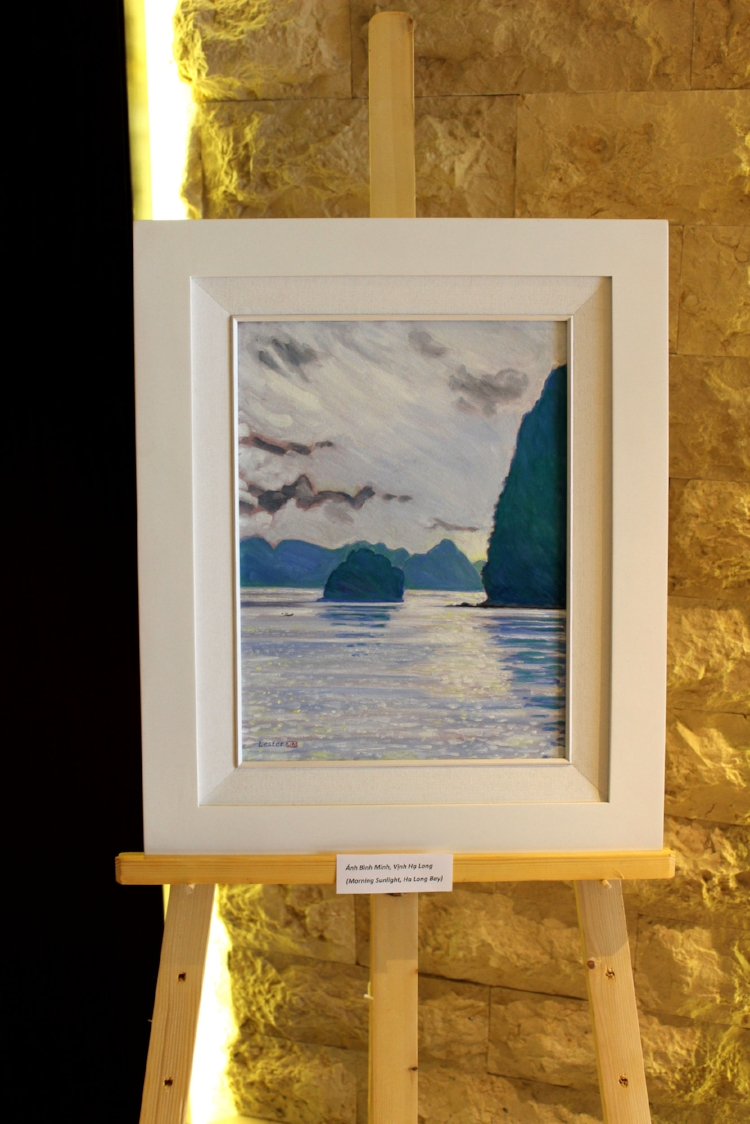 SOLD. Morning Sunlight, Ha Long Bay