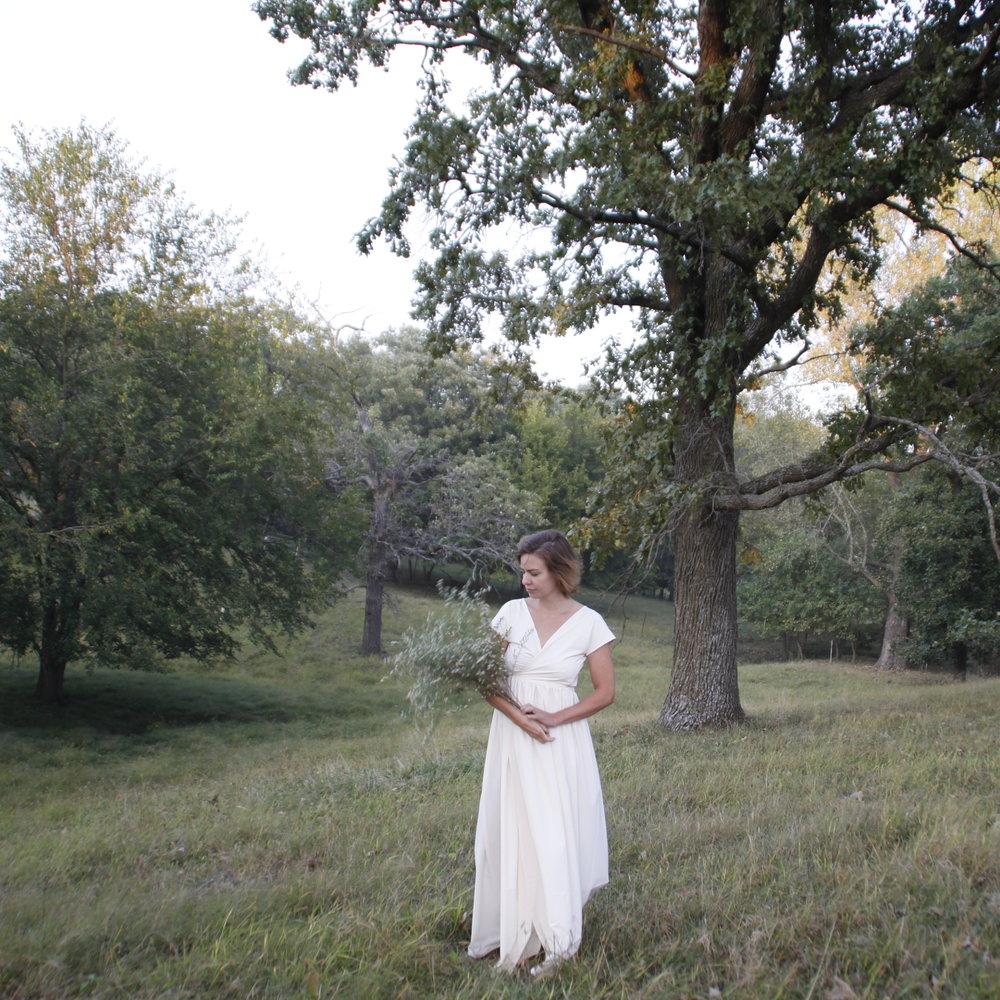 Iris Wrap Dress - Free Tutorial
