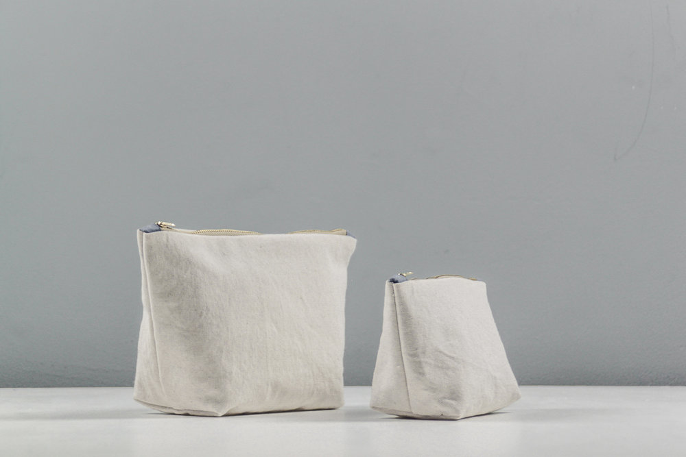 FREE sewing pattern - Sarah Kirsten Pear Pouch