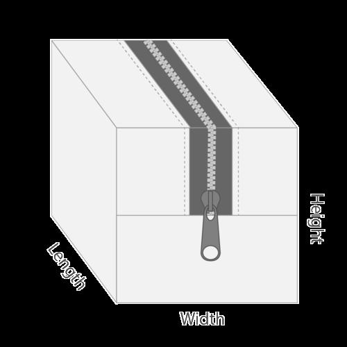 Boxy Pouch Calculator SarKirsten