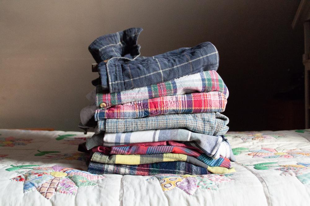 Getting my closet down to 106 pieces - Sarah Kirsten