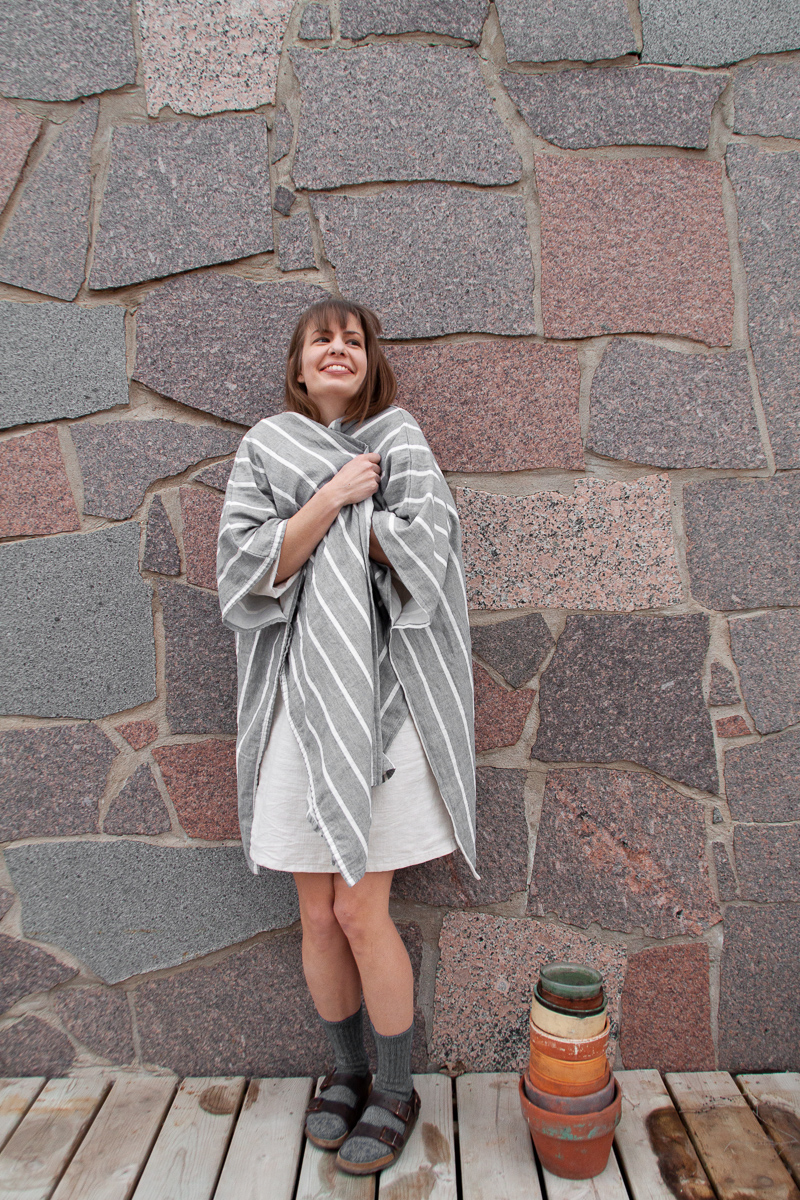 Endearing Cloth Patterns - Ana Kimona