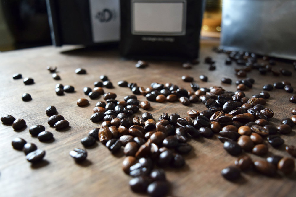 Beans - Our coffee beans are roasted to bring you the best possible cup of coffee