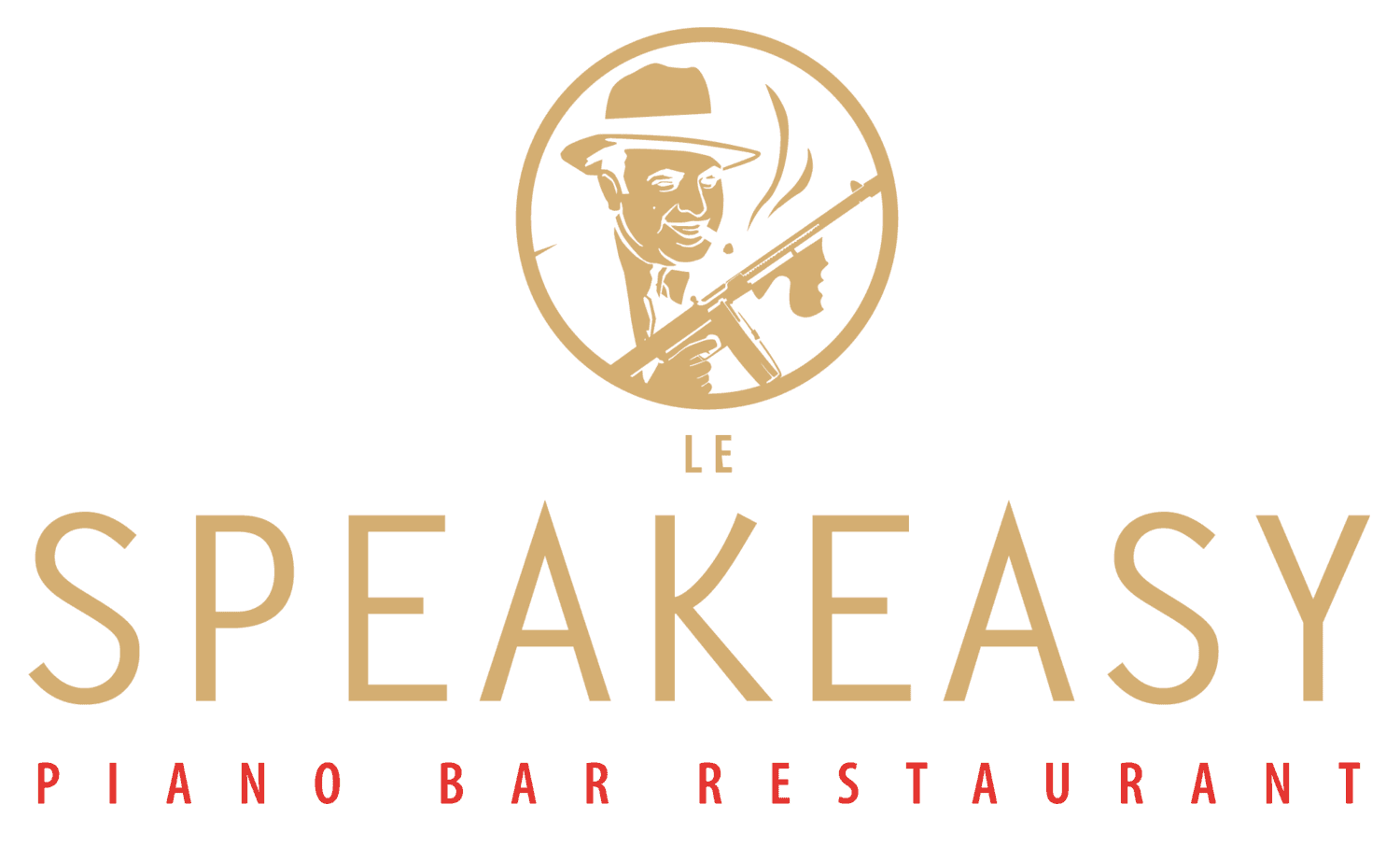 Le Speakeasy 📍 Restaurant Piano Bar