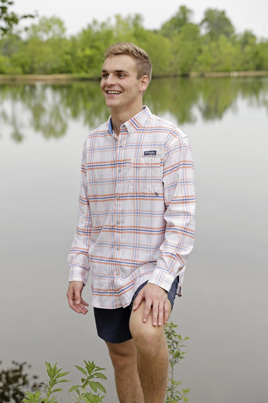 Columbia PFG Harborside shirt & shorts