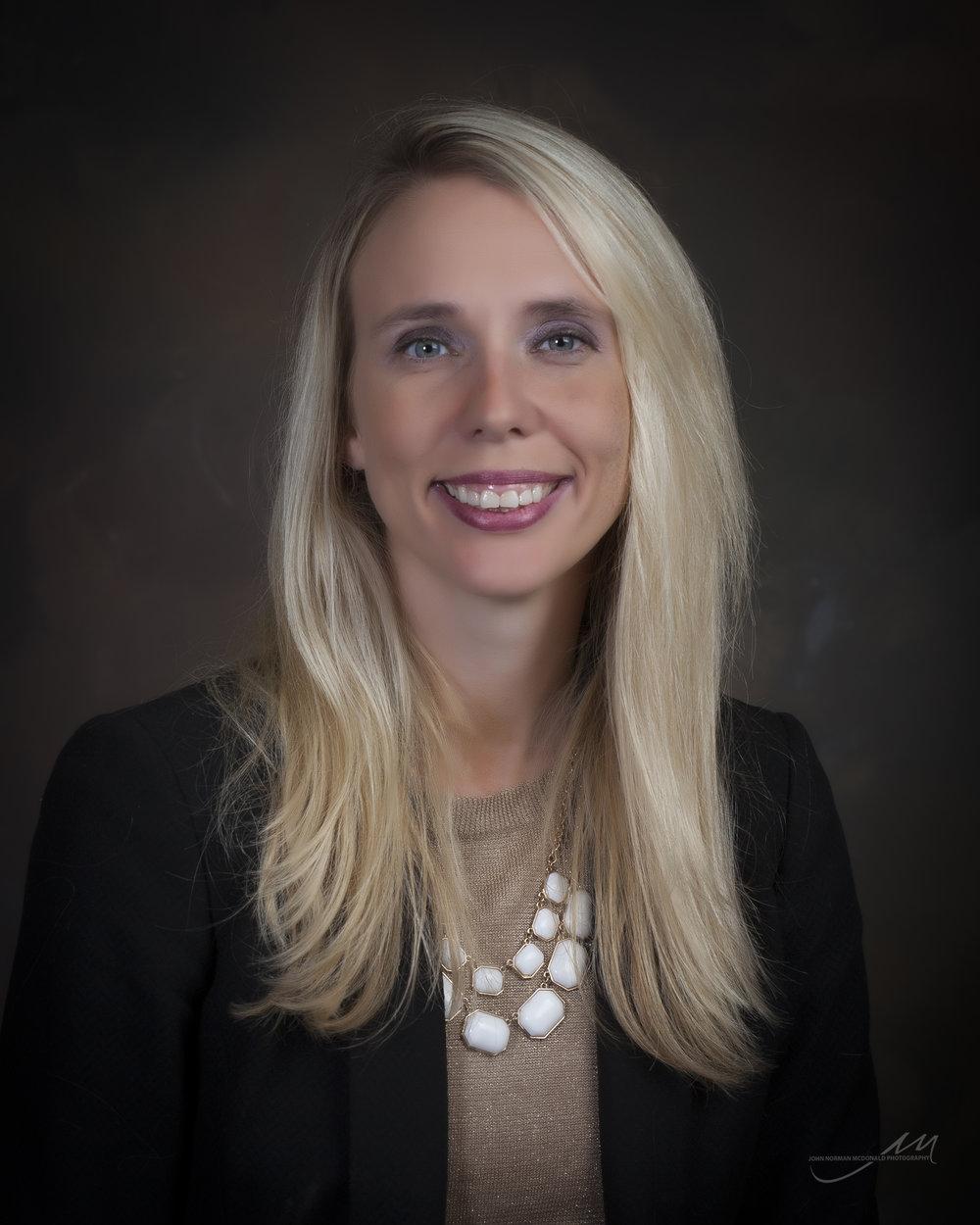 Ashley Reynolds Executive Director