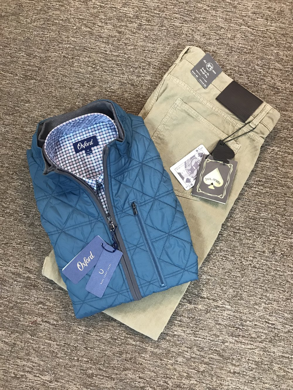 Let FHG help you pick out the perfect pieces for the man in your life!