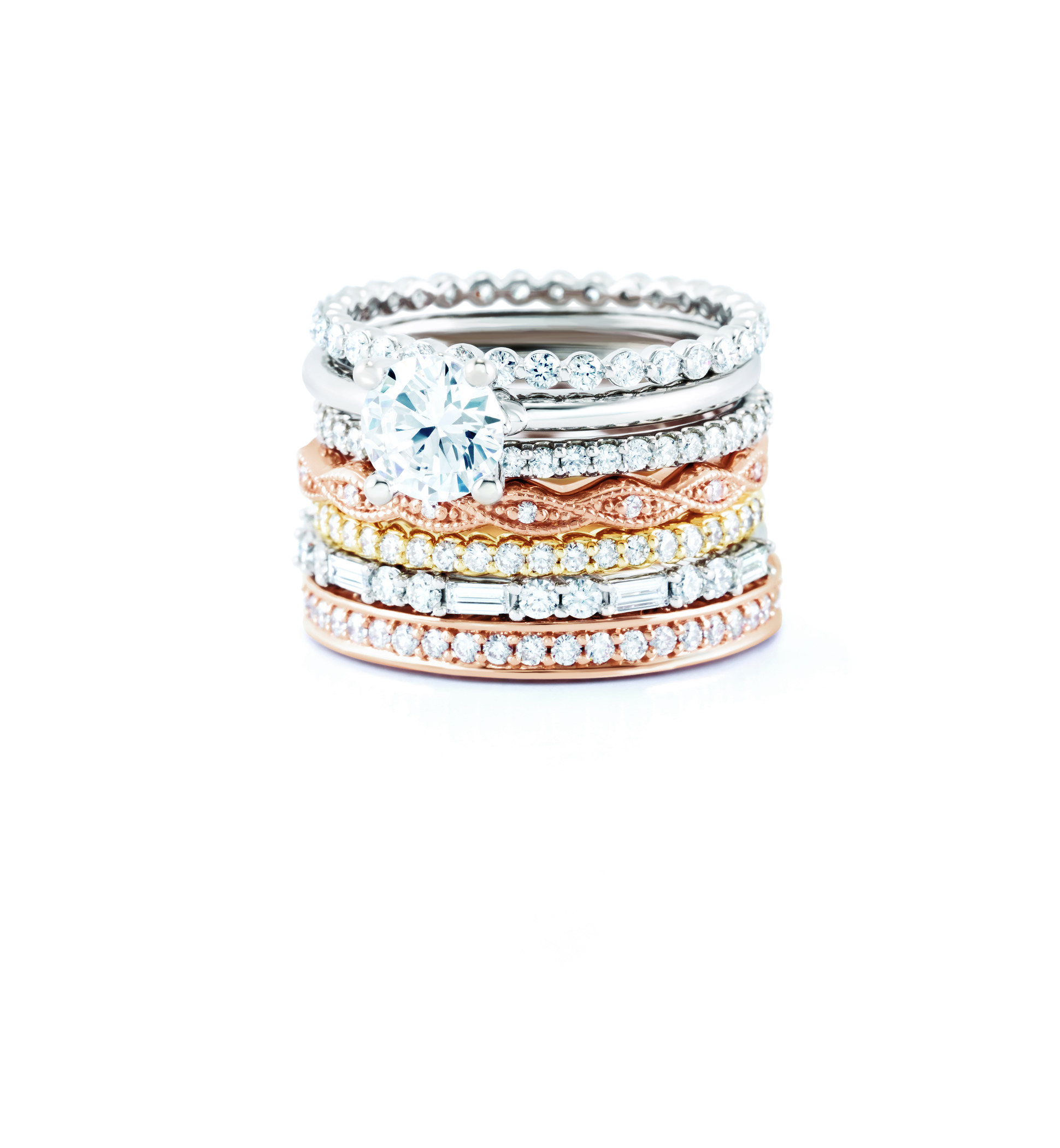 Wethington wedding bands