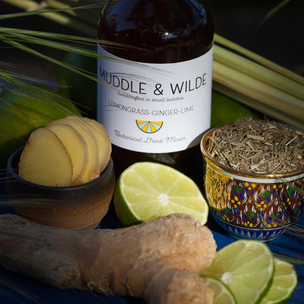 lemongrass ginger lime - Lemongrass, ginger and lime, Mix with gin, vodka, sparkling wine & soda water.