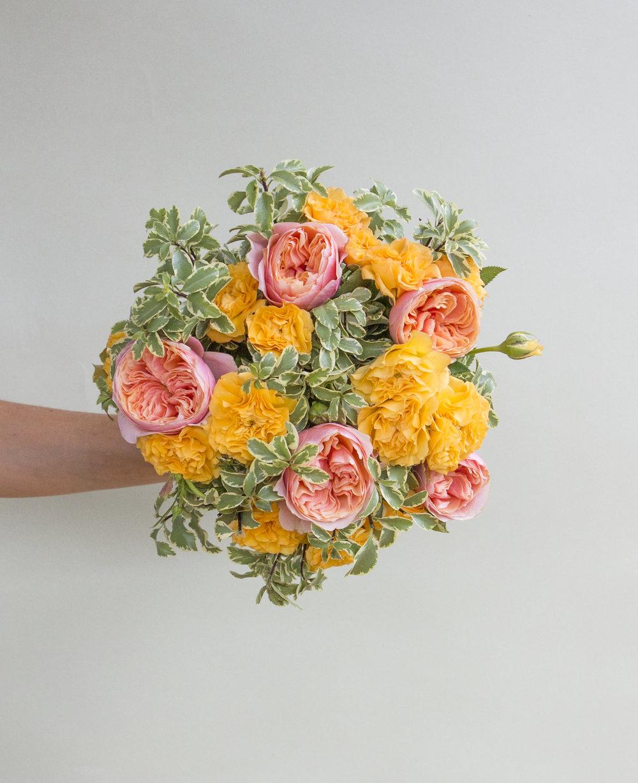 bouquet fiori+verde+rose7.jpg