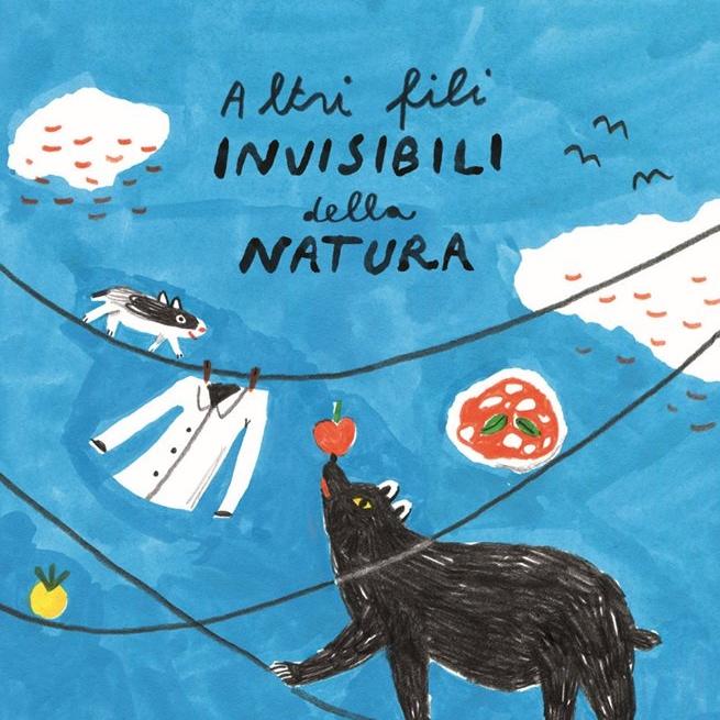 """Presentazione libro: Altri fili invisibili della natura - Perché ogni anno orde di lemming si mettono a correre all'impazzata tra le pianure della Tundra? Perché la mela annurca deve la sua fortuna alla cacca dei cavalli? Cosa c'entra il mostro di Loch Ness con i cervi delle Highlands scozzesi? Gianumberto Accinelli, l'entomologo più simpatico d'Italia, presenta il suo nuovo libro """"Altri fili invisibili della natura"""" . Gianumberto ci incanterà nuovamente con le sue irresistibili curiosità, legate sapientemente tra loro da mille fili invisibili narrativi. Insieme a lui ci sarà la giornalista Natascha Lusenti, voce inconfondibile di Radio2Seguono piccolo aperitivo e chiacchiere!link dell'evento su facebook"""