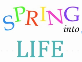 Image result for spring into life