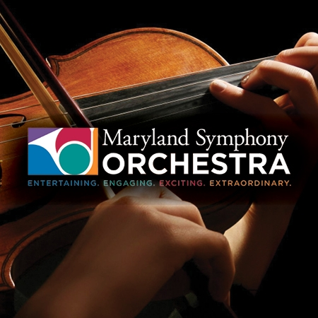 Maryland Symphony Orchestra provides magnificent programs for your entertainment any time of the year!  -Click image to view current offers-