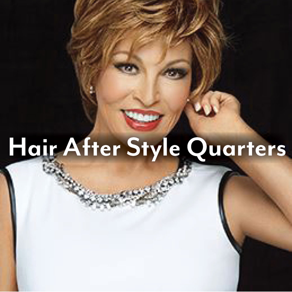 We provide you with various options to cover up hair loss, including custom made and human hair wigs that look completely natural while flattering your appearance.     -Click image to view current offers-