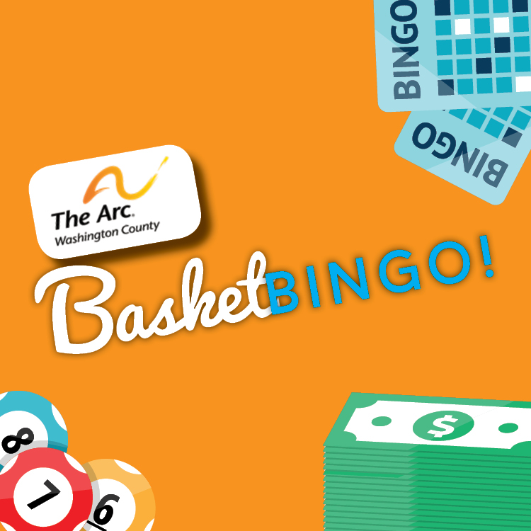 oin us! Sunday, May 7, 2017! The Arc's Annual Basket Bingo Fundraising Event! Featuring: Longaberger Baskets, 31 Gifts, Tastefully Simple, LuLaRoe and more! Doors open at 11:00 AM! First Game at 1:00 PM! Lunch is included! Advanced Tickets: $25.     Click image to view current offers-
