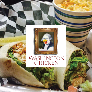 The mission of the restaurant is to provide a burst of flavor and texture in a cheerful, modern atmosphere with a humorous tribute to the namesake of Washington County.       -Click image to view current offers-    .