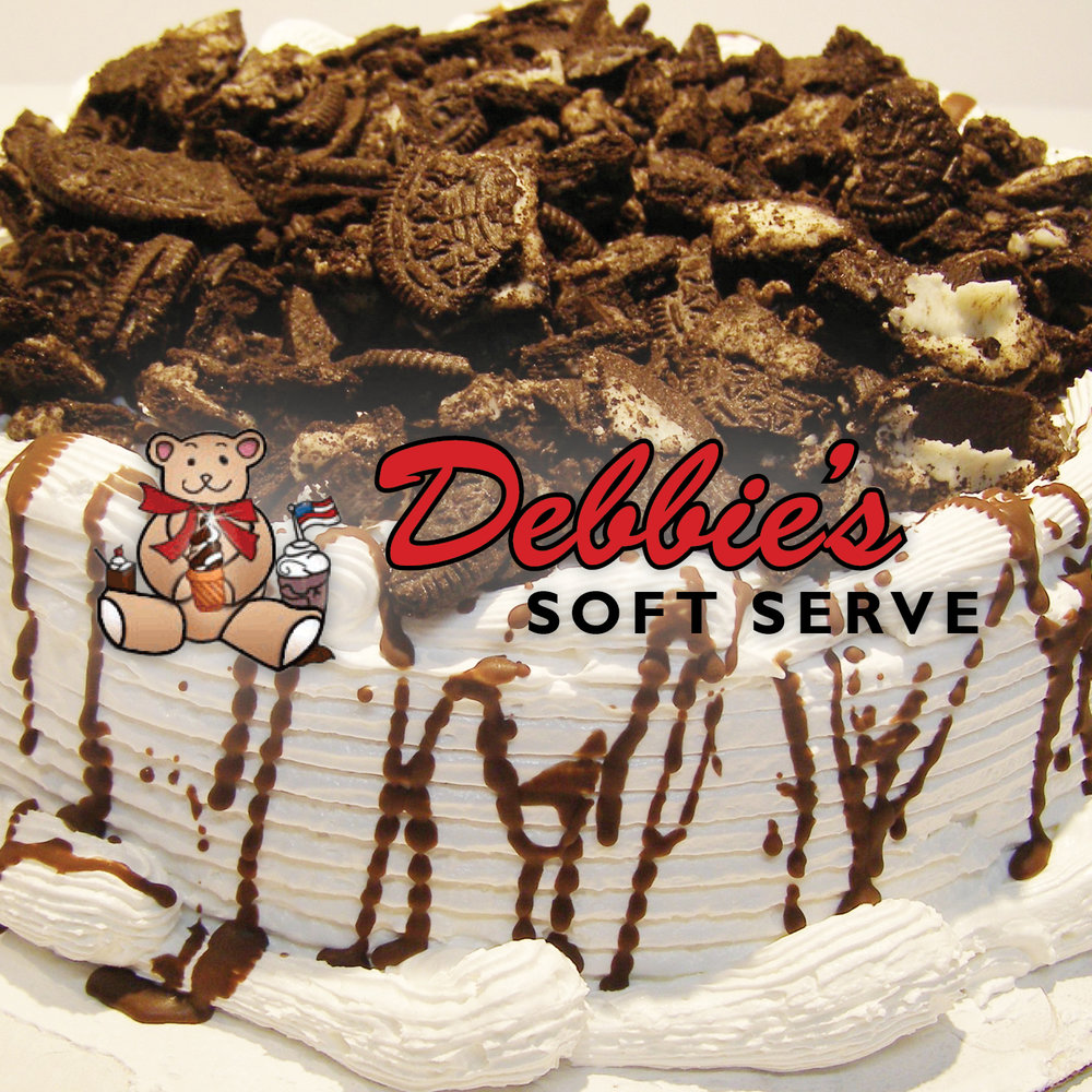 Debbies delicious soft serve and Ice cream. Number one in the area.     -Click image to view current offers-