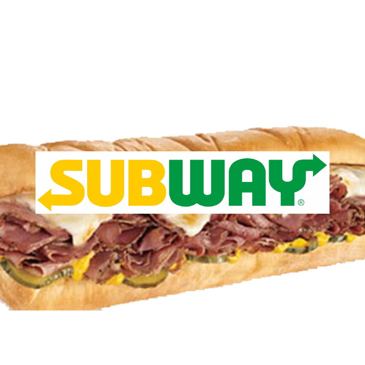 SUBWAY ® is the undisputed leader in providing consumers with choices, including many healthier meal options. Offering a wide slection of hot and cold subs with a variety of meats, cheeses, veggies and toppings there will always be something you will love at Subway!     -Click image to view current offers-