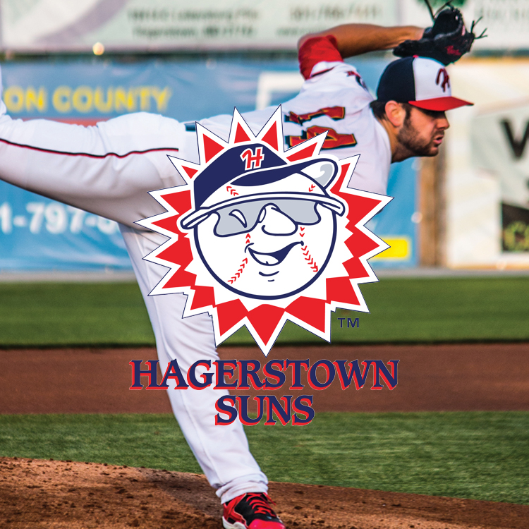 Hagerstown Suns will bring you the best game this Baseball season. Find out about our season tickets.  -Click image to view current offers-.