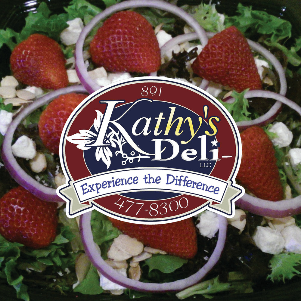 With over 20 years of food service experience, Kathy Pugh is no stranger to making customers happy with great food and friendly hometown service. In November of 2002, Kathy and her husband Glenn opened Kathy's Deli on West King Street in Shippensburg. -Click image to view current offers-