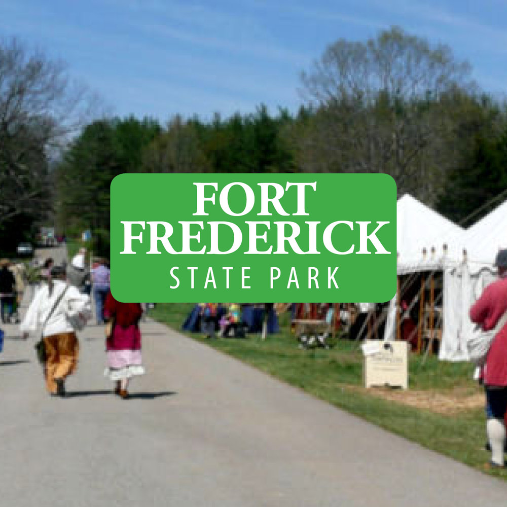 Food available. Hosted by the Friends of Fort Frederick State Park and Fort Frederick State Park   -Click image to view current offers-  .