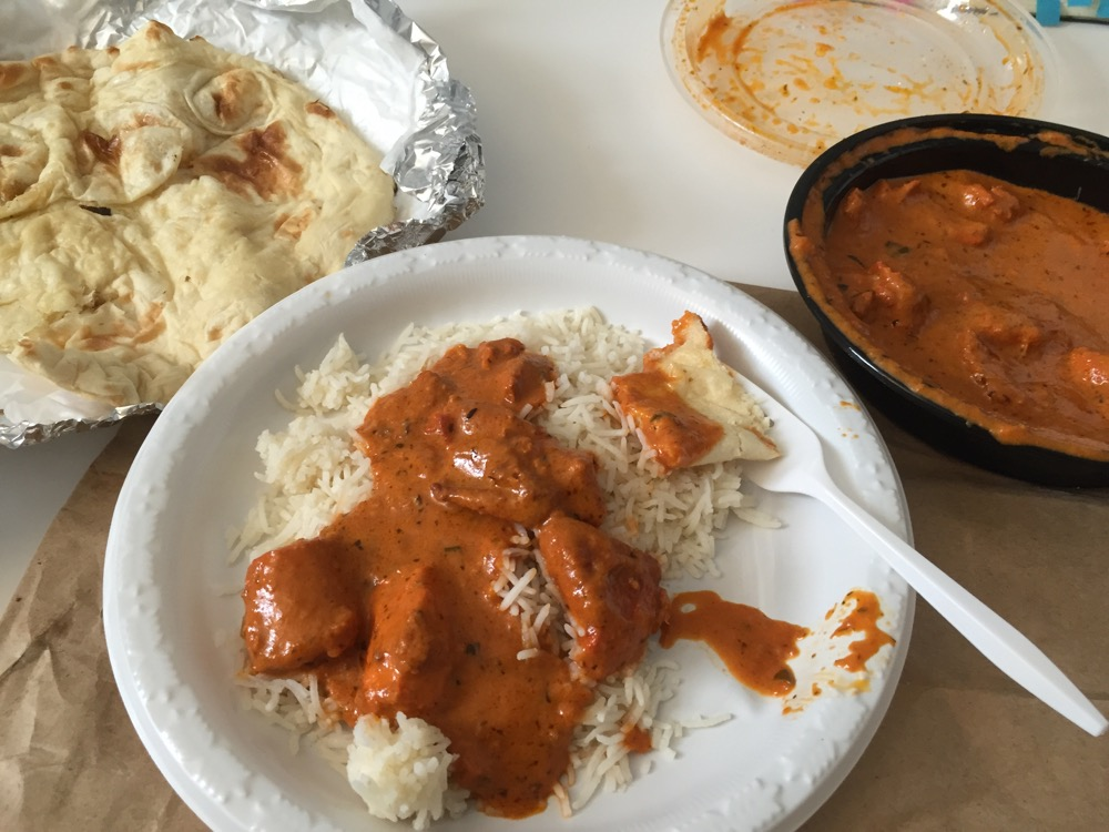 Chicken Tikka Massala [Haldi]