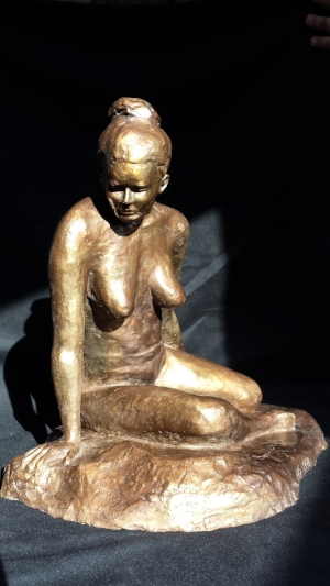 Artist: Edgar Tattersall        Sculpture 2 of 2
