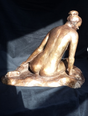 Artist: Edgar Tattersall                                                       Sculpture 2 of 2