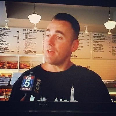 dANTE INTERVIEWED ON FOX-5 NY