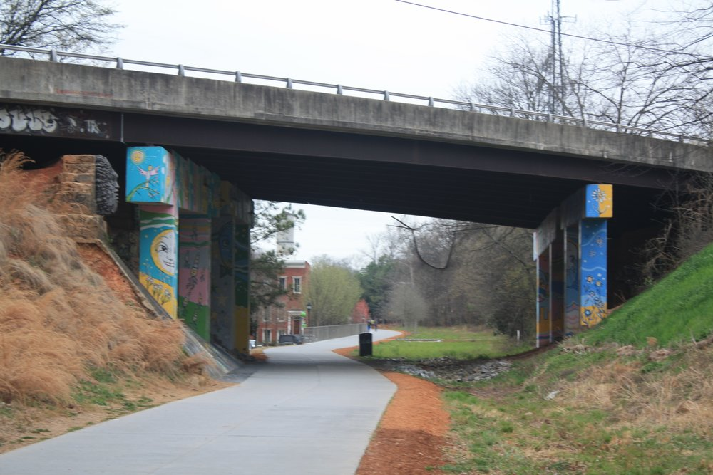 Location: Bridge over Beltline  Data: Crime or weather