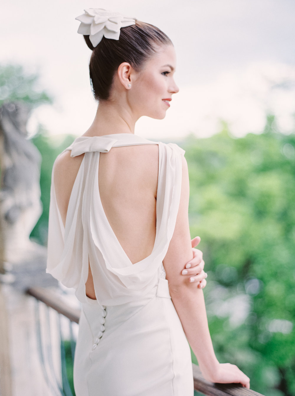 garden tea party bridal shower at aiola im schloss sankt veit graz styria austria by wedding