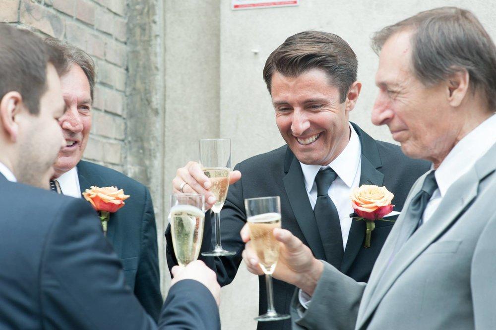 Canadian luxury destination wedding at Hotel Imperial Vienna Austria planned by international wedding planner Vienna High Emotion Weddings