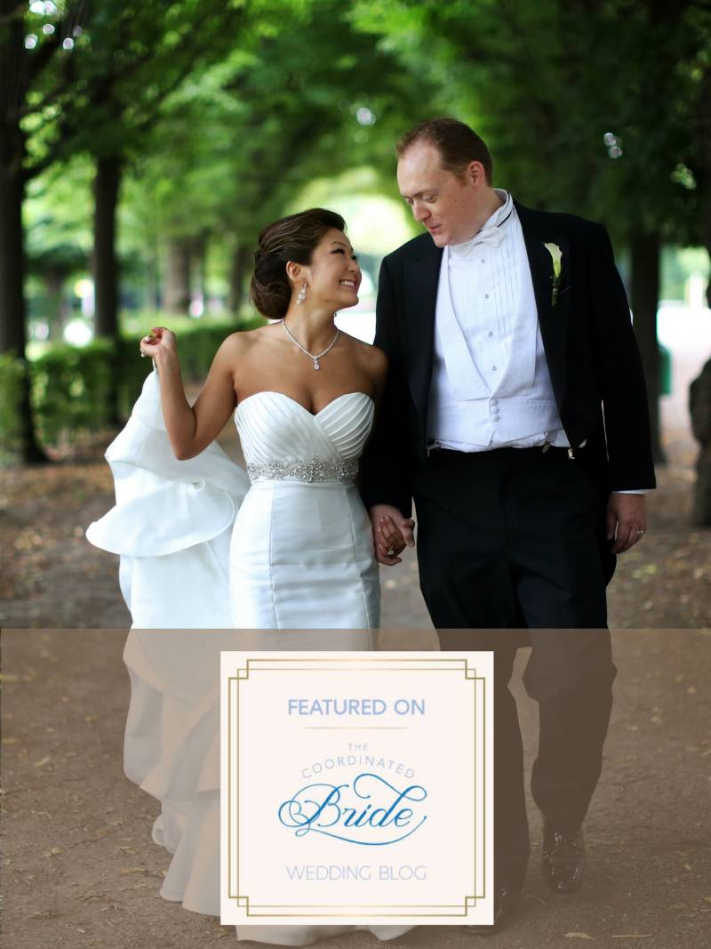 Vienna Destination Wedding, from Minnesota USA to Austria for an intimate civil ceremony and Michelin star wedding dinner with closest family