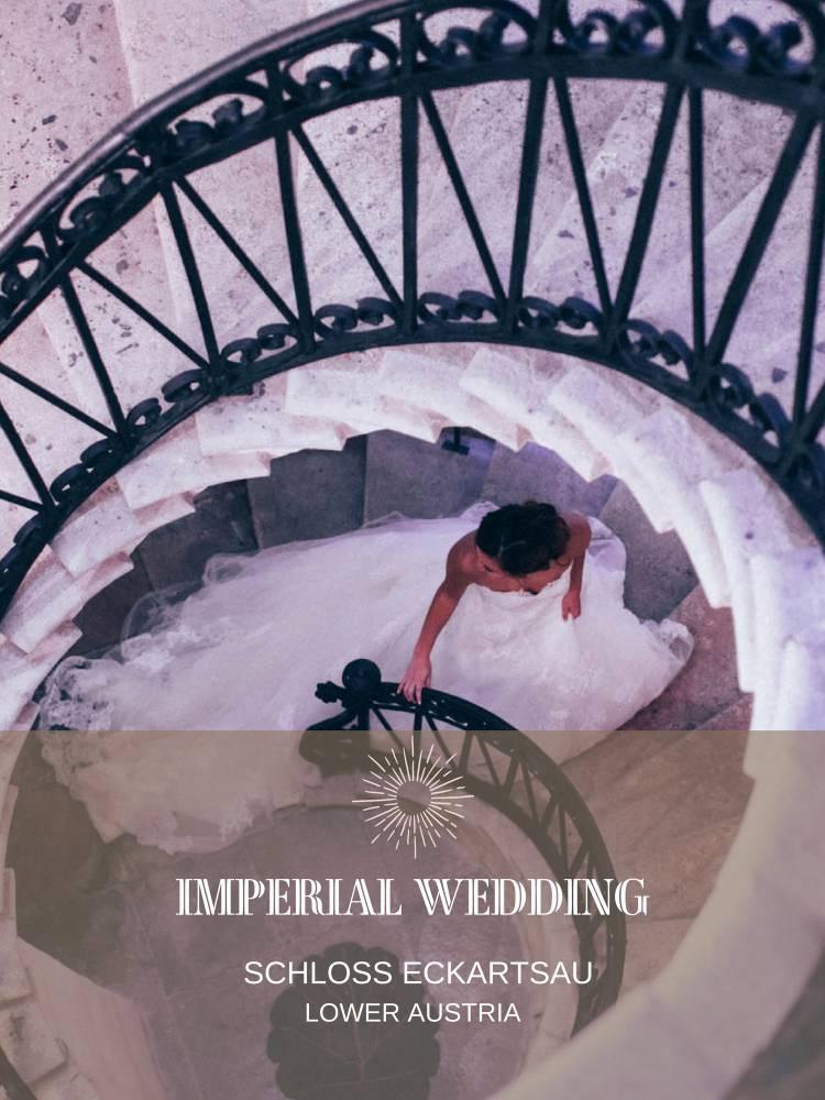 Luxury Destination Wedding Schloss Eckartsau by Austria, France Wedding Planner High Emotion Weddings