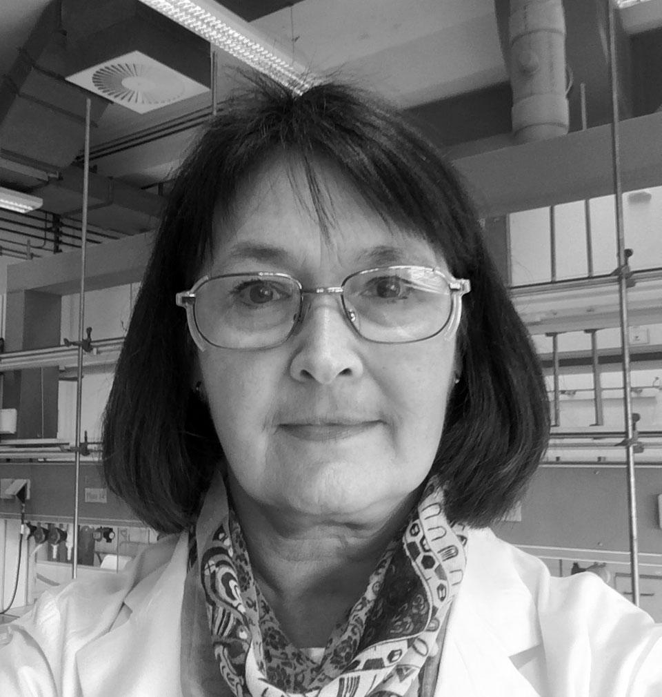 Sigrid Lutz   Chemical Laboratory Assistant   s.lutz@mpi-muelheim.mpg.de