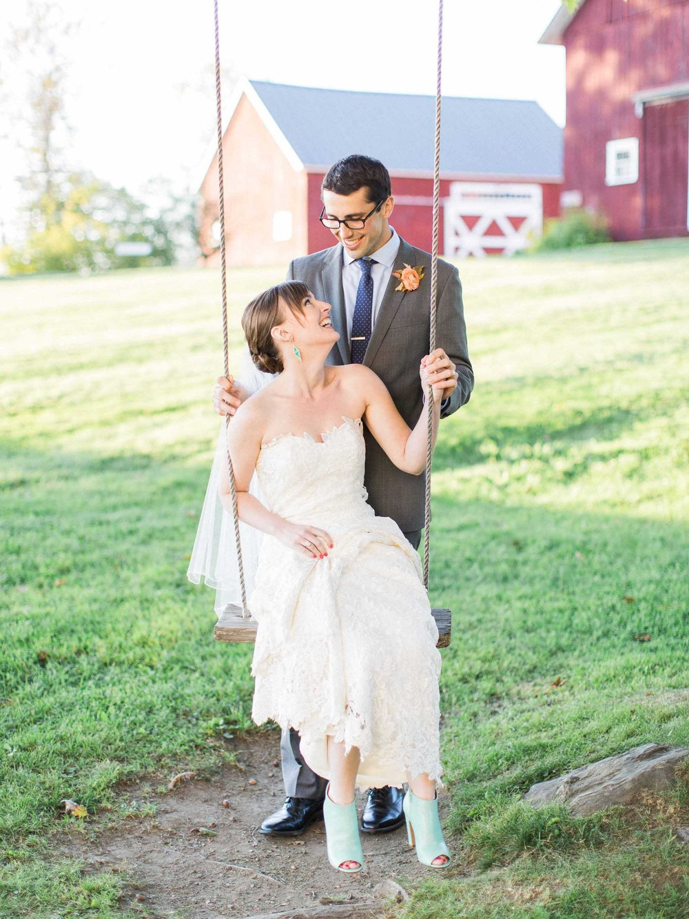 Annie & Drew - East Burke, Vermont