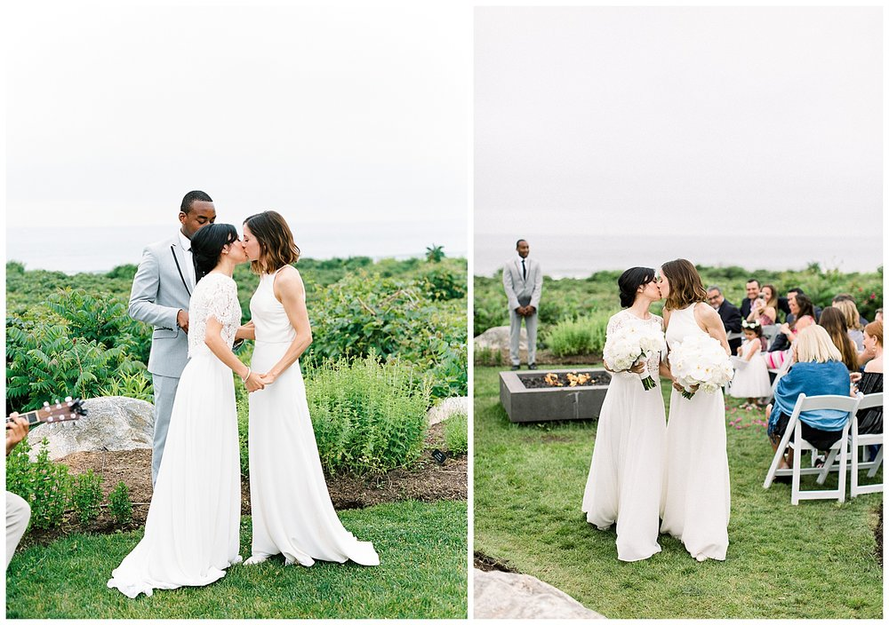 beautiful same sex wedding