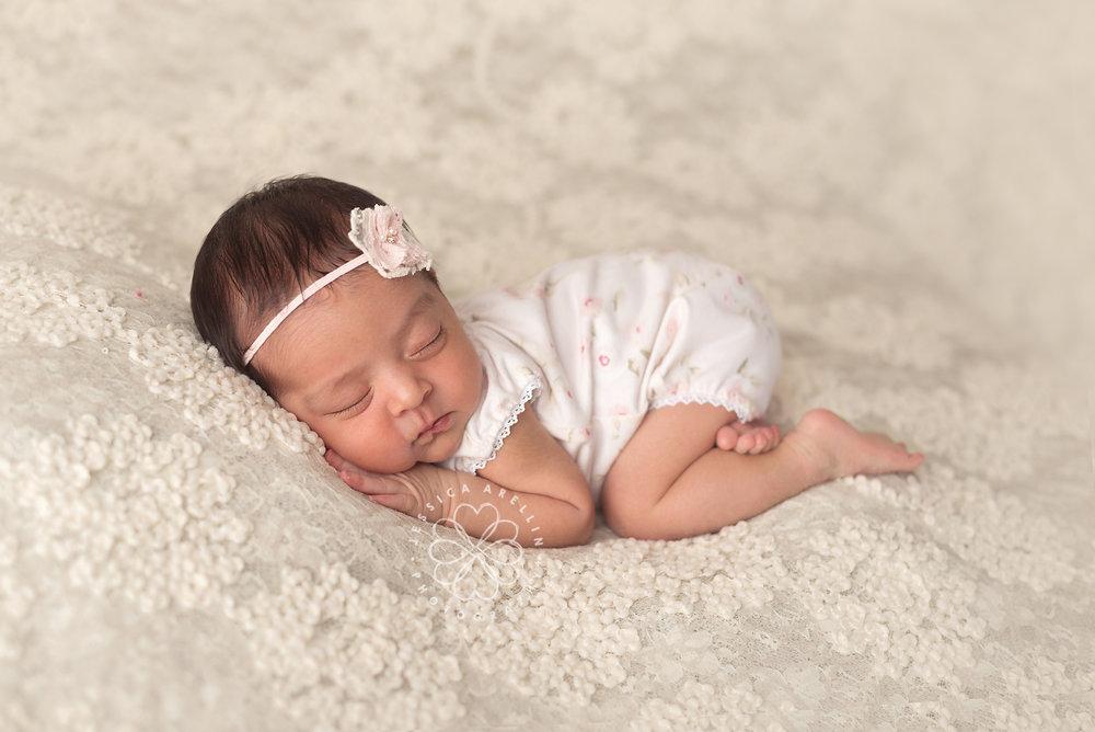 Newborn baby cream