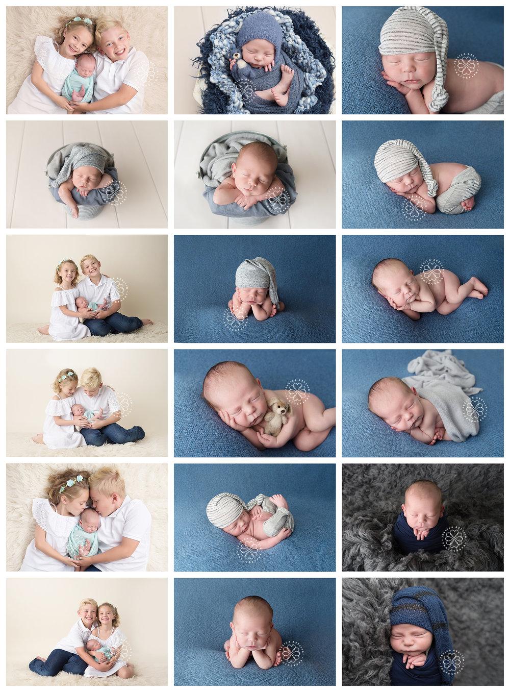 Newborn photography Session Denver Colorado